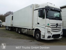 Mercedes refrigerated trailer truck 2542 Schmitz Rohrbahn Carrier U1100