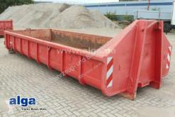Equipamientos carrocería volquete Beringer BAC, 11m³, Doppelflügeltür, Container