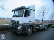 Mercedes chassis truck 2545 6x2 BDF Standard, Multiwechsler, Klima
