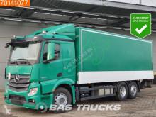 Mercedes box truck Actros 2542