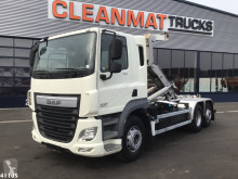 DAF CF 460 truck used hook lift
