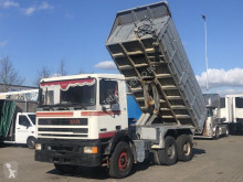 DAF 95 truck used tipper