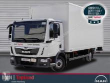 Camion MAN TGL 8.190 4X2 BLAHK Klimaanlage furgone usato