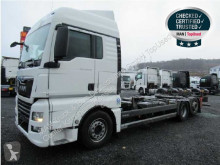 Camión MAN TGX 26.460 6X2-2 LL/ ACC/ EBA/ LGS/ Navi EU chasis usado