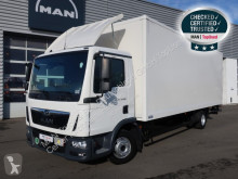 Camion MAN TGL 12.250 4X2 BL E6 Koffer 7,10m AHK LBW fourgon occasion