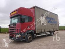 Camion rideaux coulissants (plsc) Scania R114-380