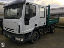 Iveco Eurocargo 100 E 18 truck used three-way side tipper