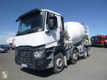 Renault betonkeverő beton teherautó Gamme C 460.32