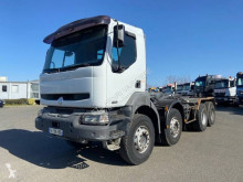 Camion polybenne Renault Kerax 420