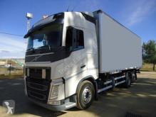Volvo furgon teherautó