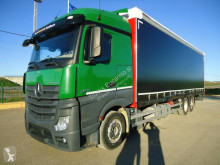 Mercedes Actros 2545 truck used tautliner