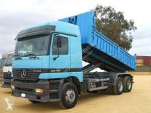 Mercedes billenőkocsi teherautó