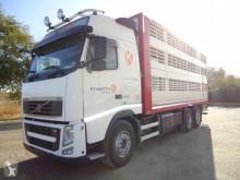 Volvo állatszállító pótkocsi teherautó FH 540