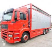 Camion remorcă transport animale MAN