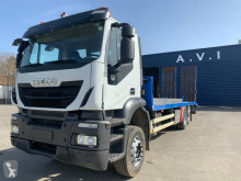 Camion Iveco Stralis 330 transport utilaje second-hand