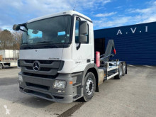 Camion Mercedes Actros 2532 NL polybenne occasion
