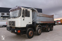Camion MAN F2000 35.372 benne occasion