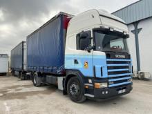 Camion rideaux coulissants (plsc) Scania L 480