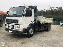 Volvo FM7 290 truck used half-pipe tipper
