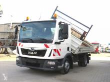 Camion tri-benne MAN TGL TG-L 8.190 4x2 BB 2-Achs Kipper 3te Sitz, Maul+Kugel
