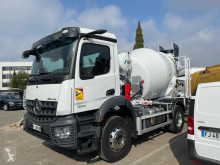 Mercedes concrete mixer truck Arocs 1832 LOCATION RENT