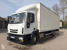 Iveco Eurocargo 120 E 19 P truck used plywood box