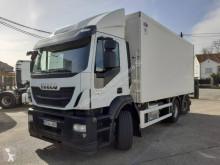 Kamión chladiarenské vozidlo viaceré teploty Iveco Stralis AD 260 S 36 Y/PS