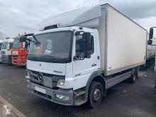 Vrachtwagen bakwagen polyfond bakwagen Mercedes Atego 1218 NL 42 C