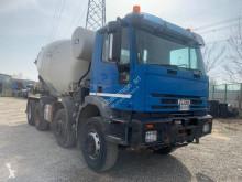 Camion Iveco Eurotrakker 410E44 H Cursor béton toupie / Malaxeur occasion