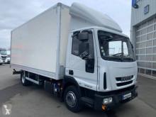 Camión Iveco Eurocargo 120 EL 21 P tector furgón caja polyfond usado