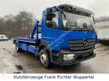 Camion soccorso stradale Mercedes Atego 1630,Org.15Tkm Schiebeplat.Doppelst.Brille