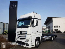 Mercedes chassis truck Actros Actros 2551 L 6x2 BDF Retarder ACC Navi Standkl.