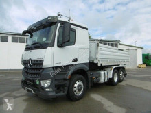 Mercedes three-way side tipper truck Arocs 2545 Arocs 6x4 HAD Kipper Euro 6 Retarder