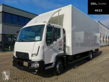Camion fourgon Renault D 7.5 / Ladebordwand