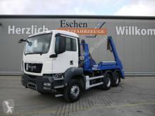 Kamión vozidlo s hákovým nosičom kontajnerov MAN TGS TGS 26.320 6x4BB*erst 145TKM*Hyvalift NG20*Klima