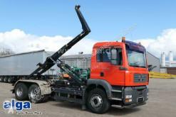 MAN hook lift truck TGA 26.390 TGA BB 6x4, Meiller RK 20.65, Schalter