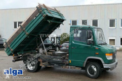 Mercedes three-way side tipper truck Vario 814 DK Vario 4x2, 2x AHK, 3. Sitz, Diff-Sperre