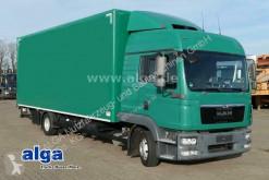 Camion fourgon MAN 12.250 TGL BL 4x2, Möbelkoffer, umzüge, Filz,LBW
