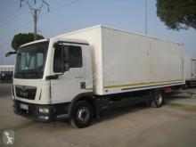 Camión MAN TGL 12.250 furgón caja polyfond usado