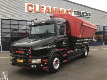Vrachtwagen tweezijdige kipper Scania T