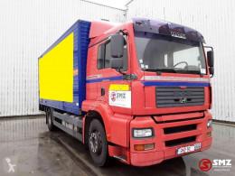 Camion fourgon MAN TGA 18.360