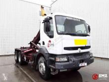 Renault hook arm system truck Kerax 340