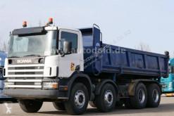Camion bi-benne Scania P 124P420