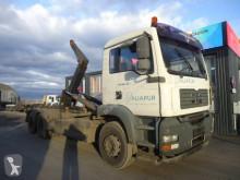 Camion polybenne MAN TGA 28.430