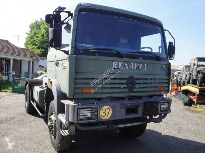 Vedere le foto Camion Renault Gamme G 340 TI