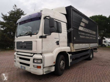 Vrachtwagen met huifzeil MAN TGA 18.310