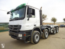 Mercedes Actros 3244 truck used hook arm system