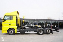 Camion MAN TGX 26.480 polybenne occasion