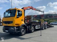 Camion transport utilaje Renault Premium Lander 380 DXI