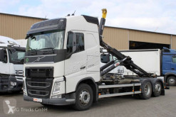 Camion Volvo FH 460 6X2 Abrollkipper Globetrotter VEB+ LSSDW polybenne occasion